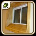 Basement Window Interior