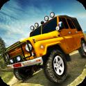OffRoad 4x4 Jeep Hill Driving
