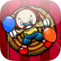 The Circus Knife Toss Game