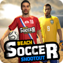 Beach Flick Soccer Shootout