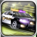 3D Police Car Driver Sim