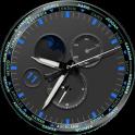World timer watch face