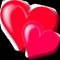 Love Hearts Live Wallpaper-LWP