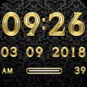 LAURUS Digital Clock Widget