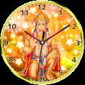 Lord Hanuman Clock