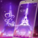 Paris Eiffel Tower Theme