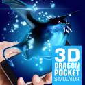 3D Dragon pocket pet simulator