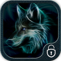 Ghost Wolf Cool HD Theme