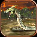 Anaconda Snake Attack 3D