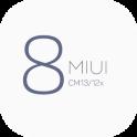 CM13/12.x MIUI V8 Theme
