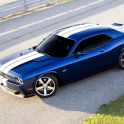 Fans Theme Of Dodge Challenger