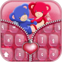 Love Couple Emoji Keyboard