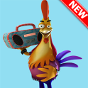 Funny Rooster Sounds MP3