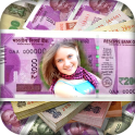 Money Currency Photo Frame
