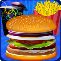 Burger Food Jogos de Culinária