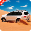 Jeep Drifting Desert Race Game