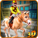 Extreme Horse Race Subway Surf
