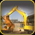 City Heavy Excavator Crane Sim