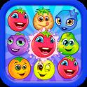 Frenzy Fruits - Match & Pop