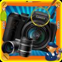 Camera Repair Shop Game