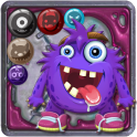 Bubble Shooter Monster Pop