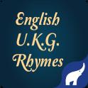 English U.K.G. Rhymes Free