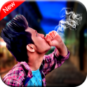 Smoke Effect Photo Editor