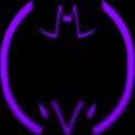 Purple Batcons Icon Skins