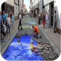 Dimensional 3D Floor Pictures