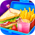 School Lunch Food Maker 2