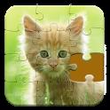 Cute Cat Puzzle