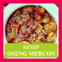 Resep Oseng Mercon