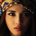 indian girl wallpaper