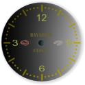 Bayrische Uhr