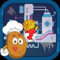 Potato Fries & Chips usine