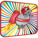 Jet Mouse 2D