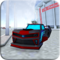 Sci Fi Car Driving School 3D