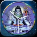 Shiva Clock Live Wallpaper