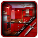 Red Kitchen Units Design