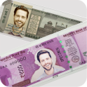 New Money Photo Frame Currency