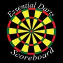Essential Darts Scoreboard PRO