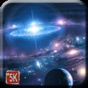 Galaxy Wallpaper 5K