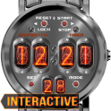 Nixie NXT1 Watch face