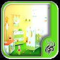 Garden Baby Nursery Design