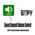 Speed Depend Volume Control