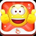 Красочные Emoji Keyboard
