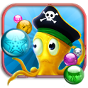Bubble Shooter Octopus Classic