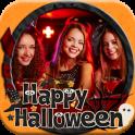 Happy Halloween Photo Maker