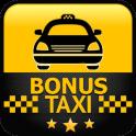 Такси Бонус - Заказ такси онлайн Москва Спб