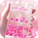 Pink bubble theme
